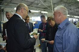 Делегація управлінців з Німеччини побувала на ТОВ «Імпрес»